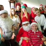 Mikołaj w IIISP