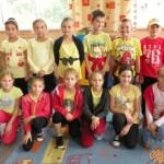 Klasa III w barwach flagi Niemiec