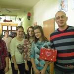 Nasz ulubiony – Pan Górowicz i specjalna przesyłka dla niego :)