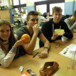 Pomarańcze i rzodkiewki